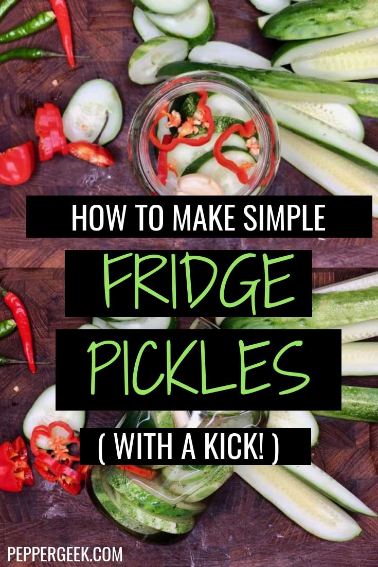 Easy Pickles