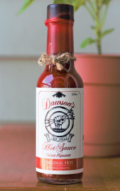 Dawsons Original Hot Sauce