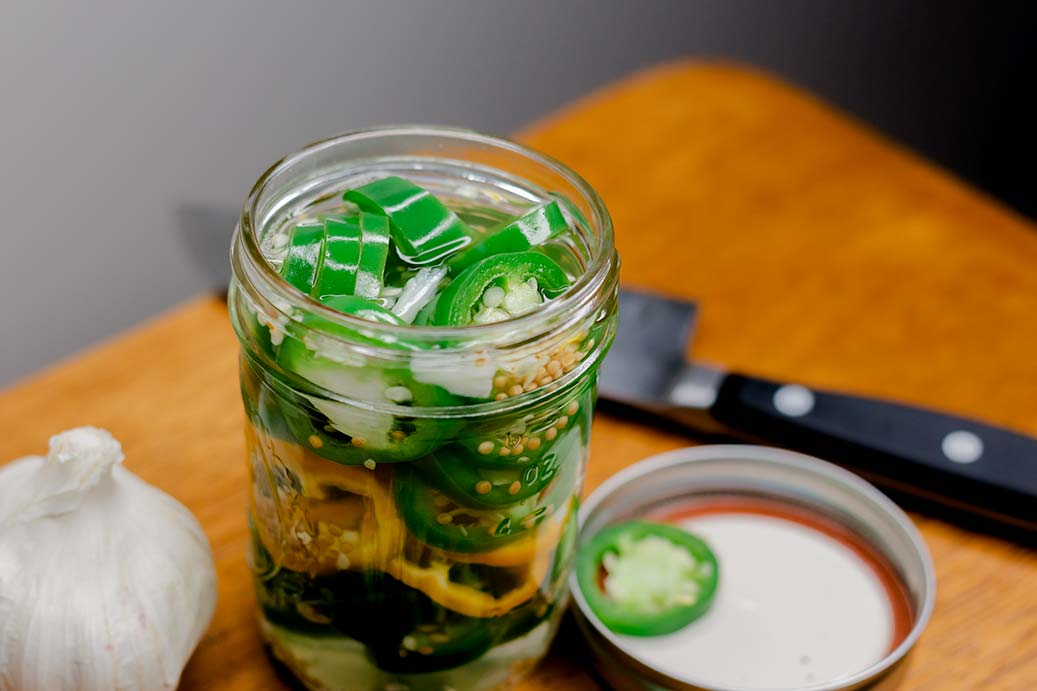 How to Pickle Jalapenos