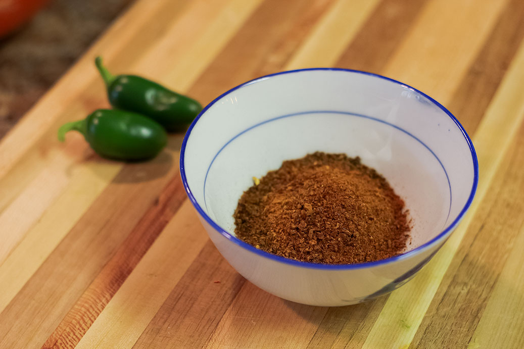 Jalapeno Powder