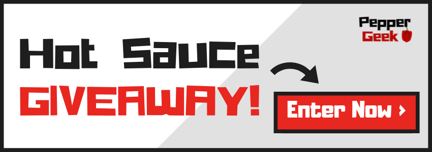 Hot Sauce Giveaway