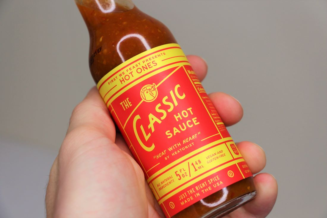 Hot Ones Classic Hot Sauce