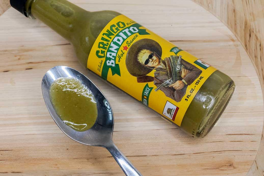 Gringo Bandito Green Sauce