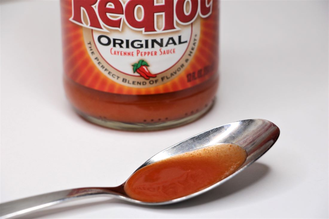 Franks RedHot Consistency