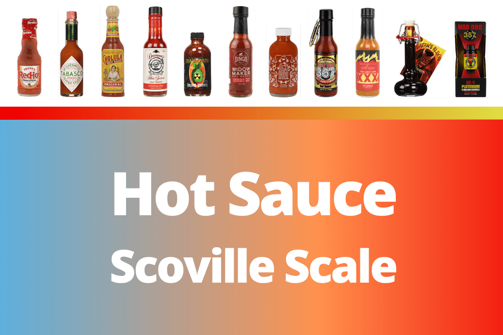 Hot Sauce Scoville Scale