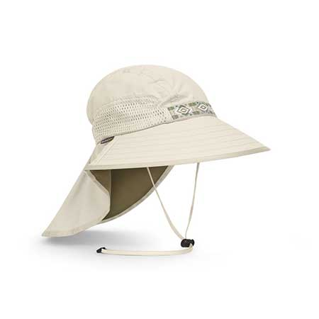 best gardening hat with neck cover
