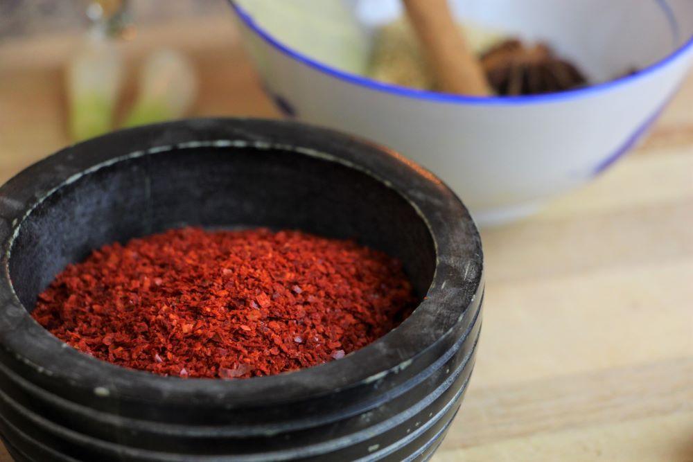 Chili Flakes For Chili Oil