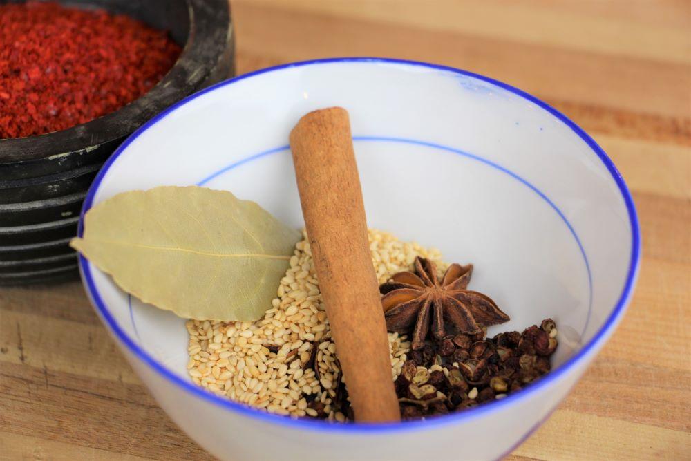 Chili Oil Aromatics