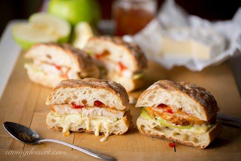 Pepper Jelly Paninis