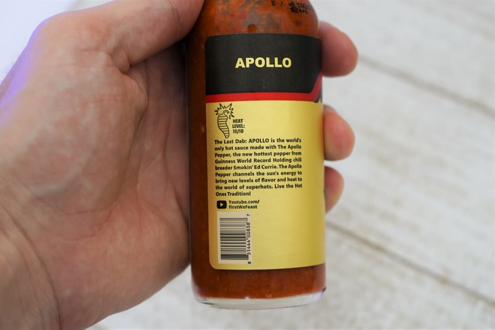 Last Dab Apollo Side