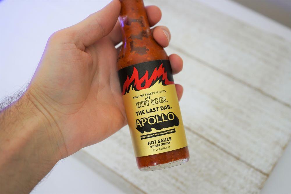 Last Dab Apollo Hot Sauce