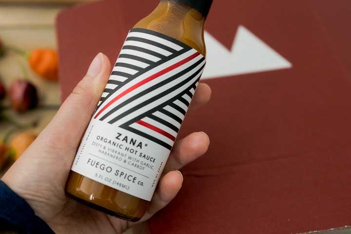 Zana Hot Sauce