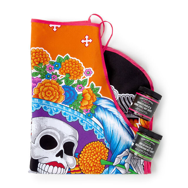 Mexican cooking gift set