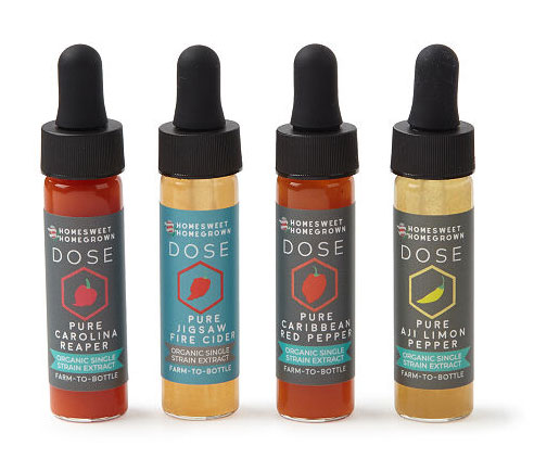 Pepper extract gift set