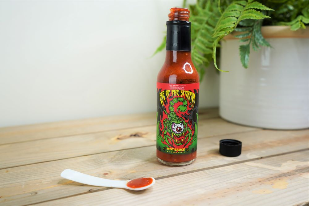 Eye Of The Scorpion Hot Sauce 2